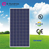 Fine workmanship poly 12v 300w solar panel