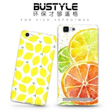 Summer ice lemon pattern phone case for Vivo X5 max or pro mobile accessories