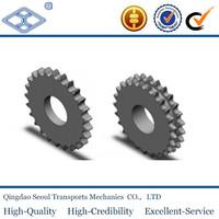 steel roller chain sprocket Standard C45,stainless steel large sprockets wheel for transmission part