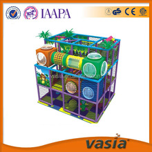 Preschool children Wonderful soft indoor plastic play house