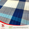 2015 Collection Cerulean Navy Blue Large Checks Fabric