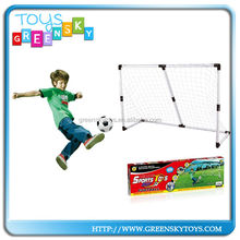 professional customized high quality plastic football goal