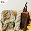 A lot stock fabric chenille velvet linen stock