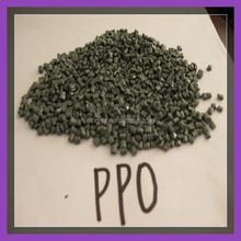 Óxido Polyphenylene grânulos de resina PPO PPO PPO