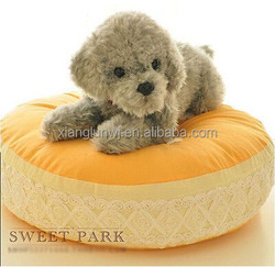 Dog Bed Sofa Cat House Puppy Kennel Cushion Dog Couch Pillow Pens Cozy Yellow