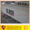 Crystal White Quartz Counter Tops with Single Hole