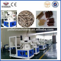 Hardwood Sawdust Pellet Machine / Wood Pellet Machine CE Best Price
