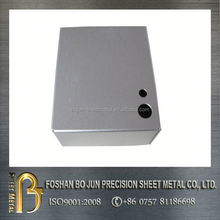 custom manufacturing company good selling aluminum alloy laser cut case product with high quality guarantee