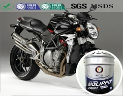 Abrasion resistant alkyd resins stoving primer for motocycles