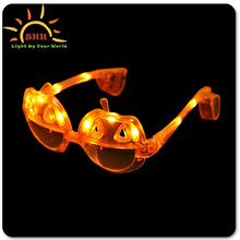 party decorations Pumpkin Shaped Sunglasses for Halloween, best selling custom shaped sunglasses