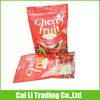 dry fruit packing zipper bag standing up pouch