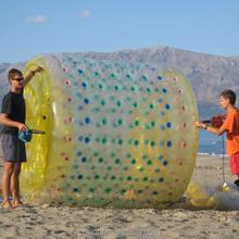 hot selling inflatable fun water walking roller