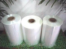 Five layer Co extrusion Polyolefin Heat-shrinkable Film