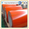 PPGI Coated Red Color Stone Coated Metal Roof Tile Manufacturer