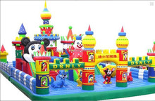 Cheap Giant Commercial Kids Jumping Inflatable Bouncer House