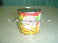 340g canned sweet corn
