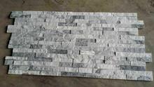 Gray Marble Cultured Stone split