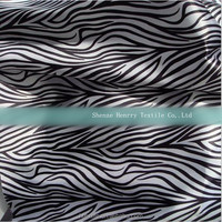 T/C 80/20 polyester cotton taffeta lining cloth, printed in the surface material, taffeta lining fabric