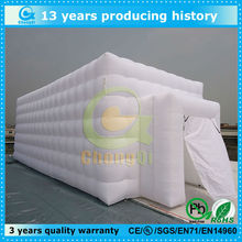 Latest giant & small inflatable cube tent