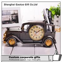 Promotional fashion style car shape novelty alarm clock