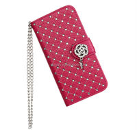 Cute Folio Leather Stand Flip Magnetic Wallet Card Case Cover For Apple iPhone 6