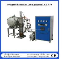 1200C 200*200*200mm High temperature vacuum chamber furnace with max vacuum 10^-5 Torr