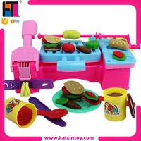 Barbecue design hot selling products foam play dough for sale