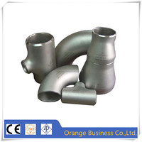 hot sale 304 316 201 Stainless steel pipe fitting free samples coupling seamless 90 degree tee in china