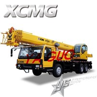 CHINA middle size 25 tons truck crane for sales