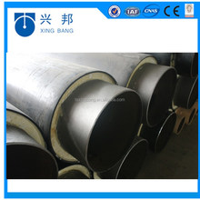 high quality hdpe plastic insulation pipe for district heating
