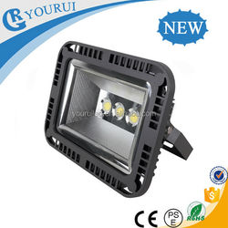 China supplier 150w led flood lamp ip65 aluminum landscape cob 150w flood light led for garden and court light with CE ROHS