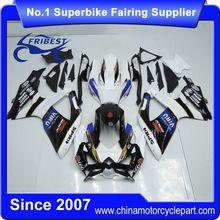 FFGSU004 Motorcycle ABS Fairing Kit For GSX R750 GSXR750 GSX R600 GSXR600 2008 2009 2010 Viru Fairing Kit 3