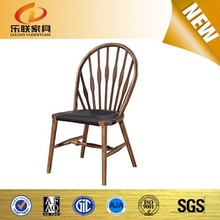 Model classic Hans Wegner wood Peacock Chair Elbow Chair