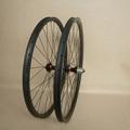 T700 29er ruedas de carbono MTB Cubierta perfil 23.5mm 28H O 32H