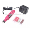 Manicure Pedicure ferramentas elétricas broca lixa de unhas Art Pen forma máquina polonês