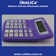 8 digits mini desktop calculator with big buttons