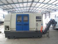 CNC450B-1 cnc low cost cnc lathe machine name of parts of lathe machine