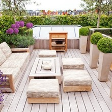 wood plastic laminate floors/wpc decking for outdoor flooring modern house design