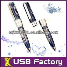 China-wind Blue and White porcelain usb pen