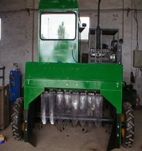 Novo modelo fotos de China fertilizantes compost máquina