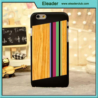 for iphone 6 back cover wood pattern plastic case