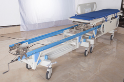 Hot sales!!! Manufactures with CE ISO!PE hospital emergency automatic ambulance stretcher
