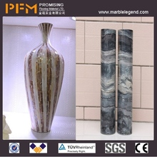 China natural stone natural looking planter pots