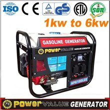 Power Value China Generator Manufacturer Cheap Generator Electric,Small Power Generator,High Quality Silent Generator