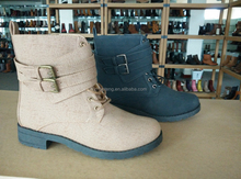 2015 new PVC injection boots for women two straps boots