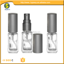 Factory 10ml glass perfume bottle with nice sprayer