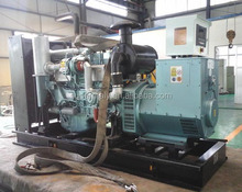 250kva natural gas generator by reliable Chinese gas engine