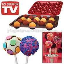 como se ve en la tv hornear delicioso pastel de los contaminantes orgánicos persistentes