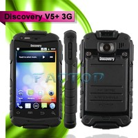 3.5 inch unlocked waterproof rugged smart phone Android 4.2 Discovery v5+ mobile phone