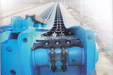 Small Volume Continuously Transport Powered Scraper chain Conveyor